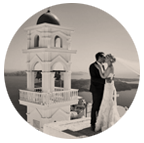 weddings in Santorini